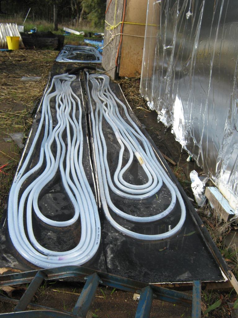 pvc coils